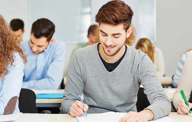 Сдаем экзамен