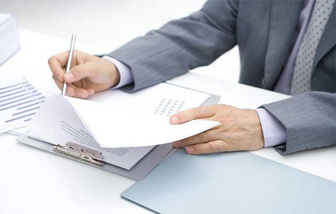 Готовим документы