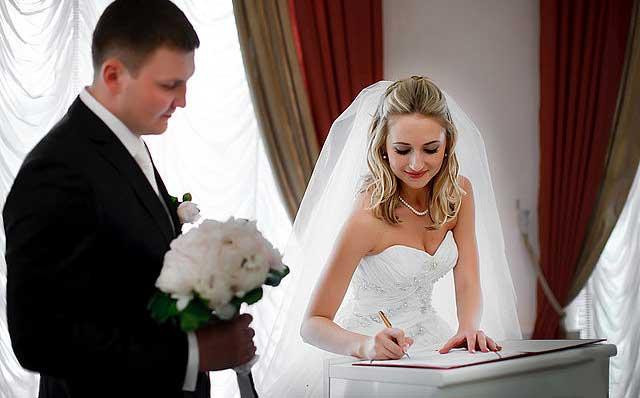 Регистрация брака с гражданином РФ