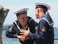 Морская служба