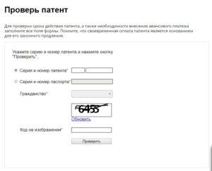 Патент на сайте МФЦ
