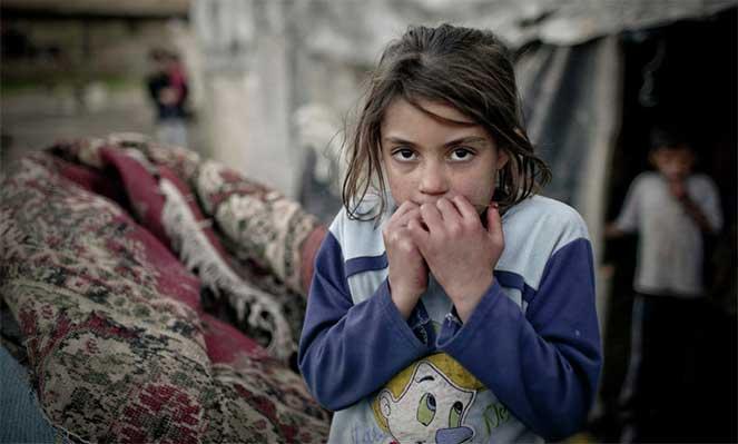 Ребенок-беженец