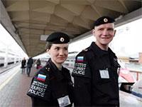 В 2018 году в России начнет работать туристическая полиция
