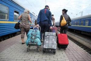 Виды миграции в России