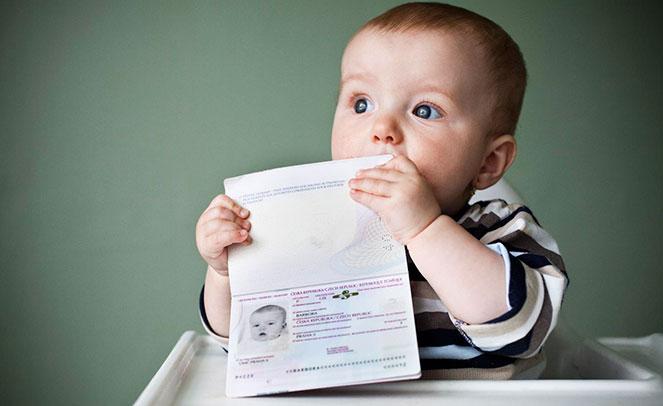 Гражданство ребенку