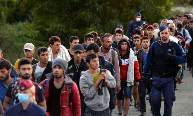 Беженцам отказ не требуется