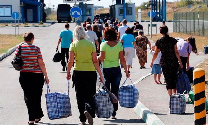 Положение беженцев и переселенцев