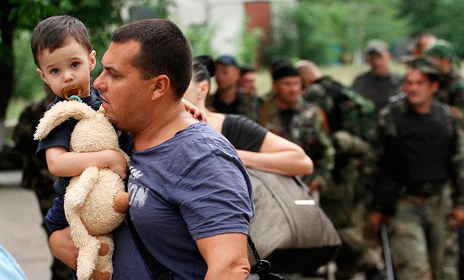 Вынужденные переселенцы