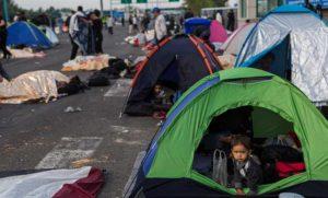 Проблемы беженцев в современном мире