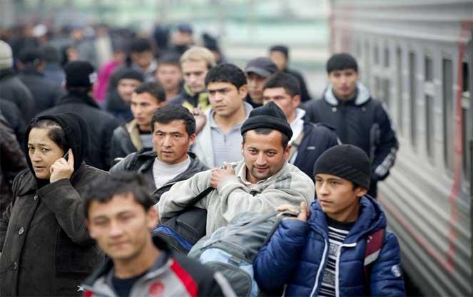 Черный список мигрантов России