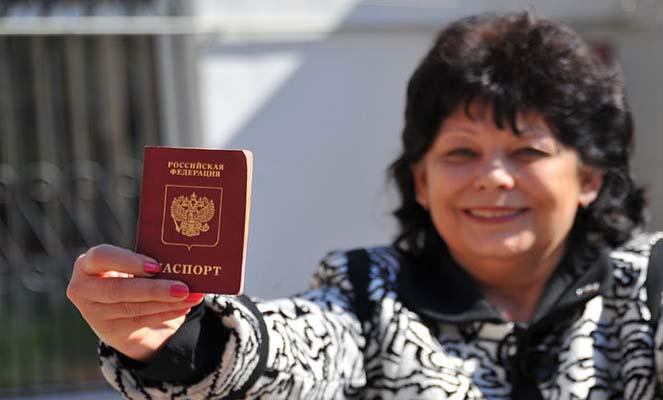 Гражданство РФ для граждан Молдовы