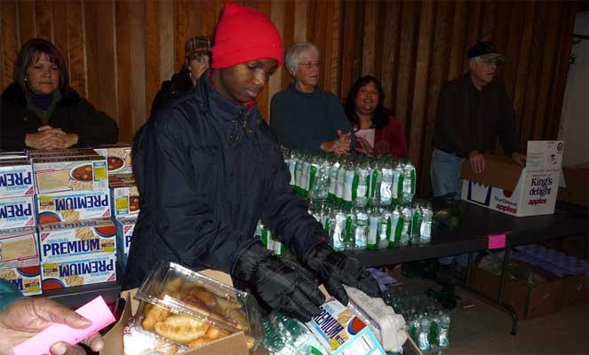 Помощь вынужденным переселенцам в России