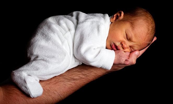 Выплата при рождении ребенка