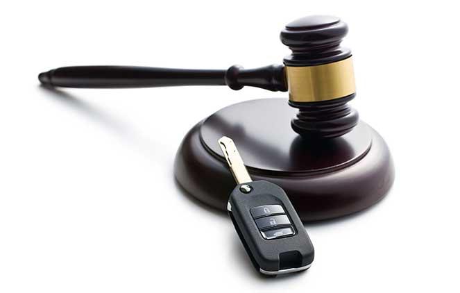 Восстановление водительских прав через суд