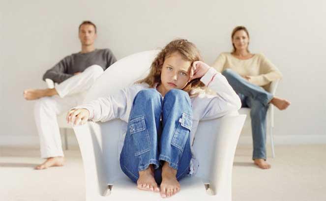 Ожидание судебного решения по проживанию ребенка с родителем