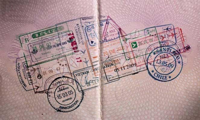 Перенос старой визы в новый загранпаспорт