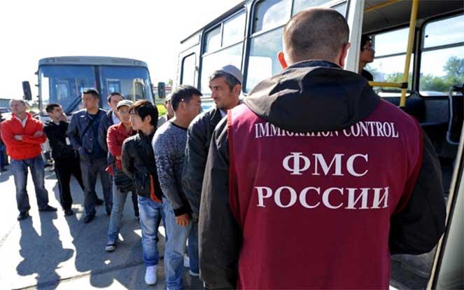 Жить на ПМЖ в РФ для казахов