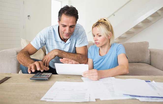 Открываем финансовый лицевой счет