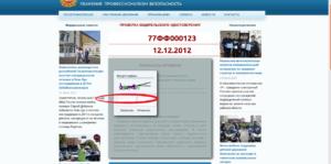 Фото 5. Скриншот сделан на сайте Госавтоинспекции