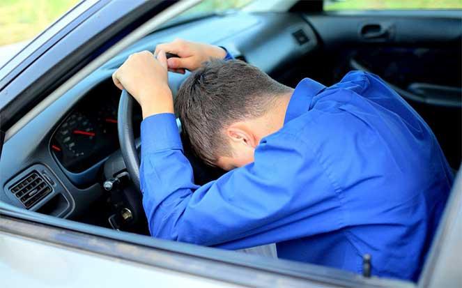Лишение прав водителя под наркотиками