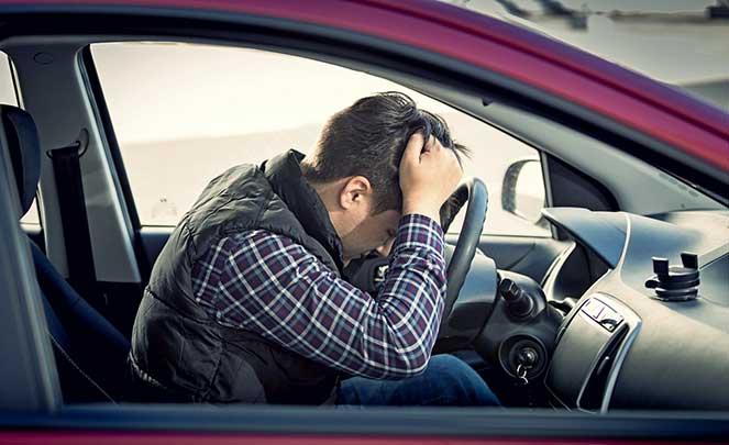 Наказания нетрезвого водителя