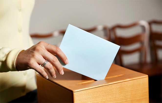 Голосование на выборах не по месту жительства