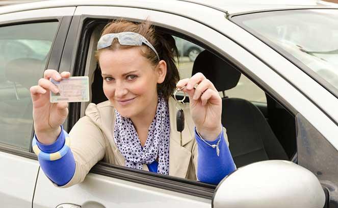 Национальное водительское удостоверение