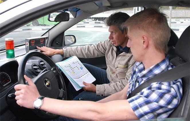 Получить национальные водительские права