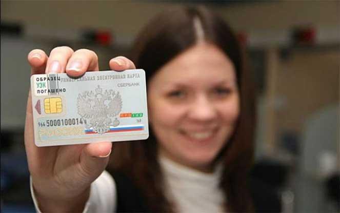Что такое электронный паспорт гражданина РФ