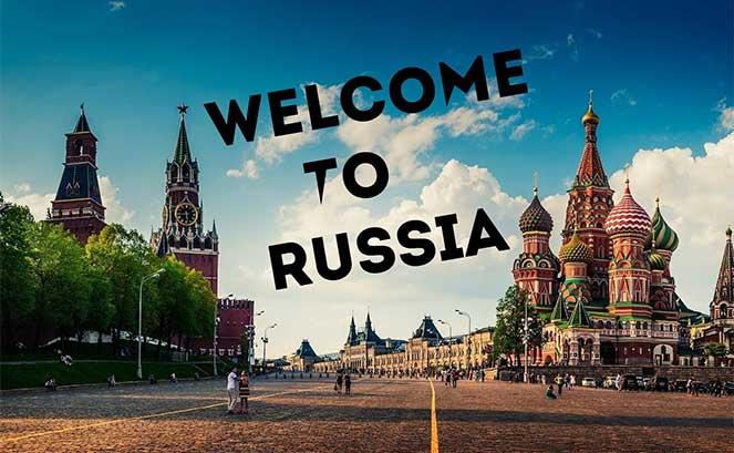 Поездка иностранца в Россию от имени компании