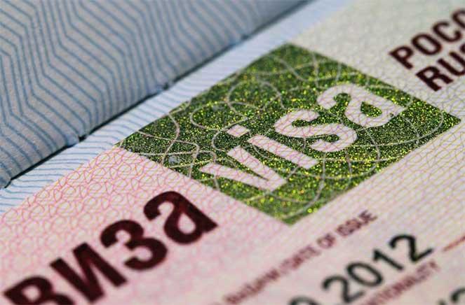 Получение визы для поездки в Россию от компании