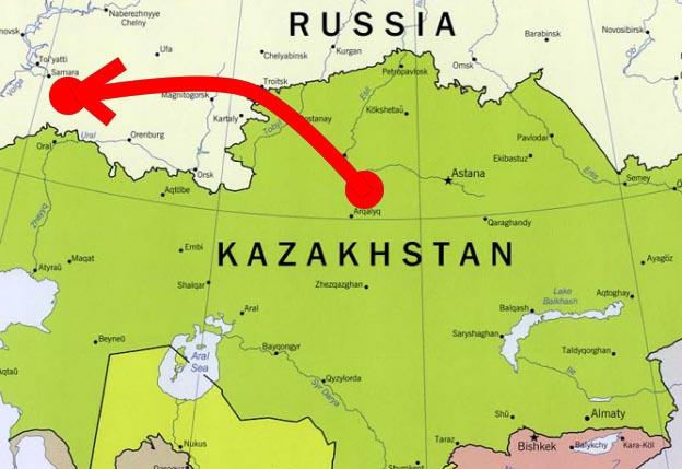 Программа переселения соотечественников из Казахстана в Россию