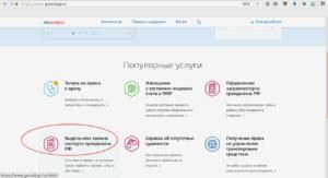 Выдача или замена паспорта гражданина РФ