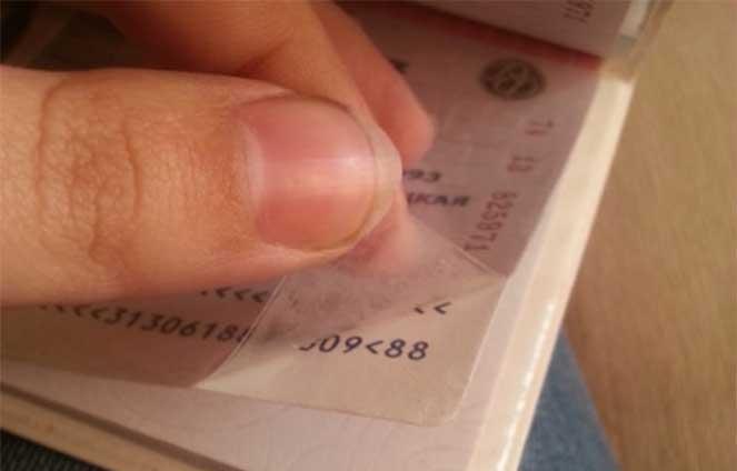 Возможность повторного ламинирования паспорта