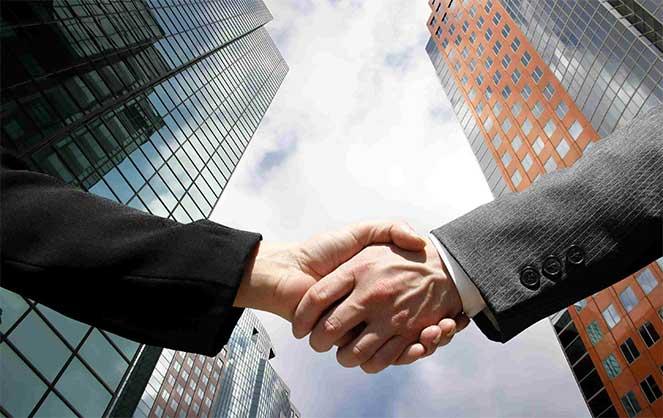 заключить договор с иностранным юридическим лицом