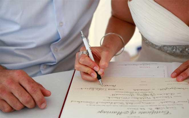 Оформление брака с турком