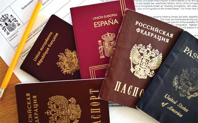 Документы разных стран