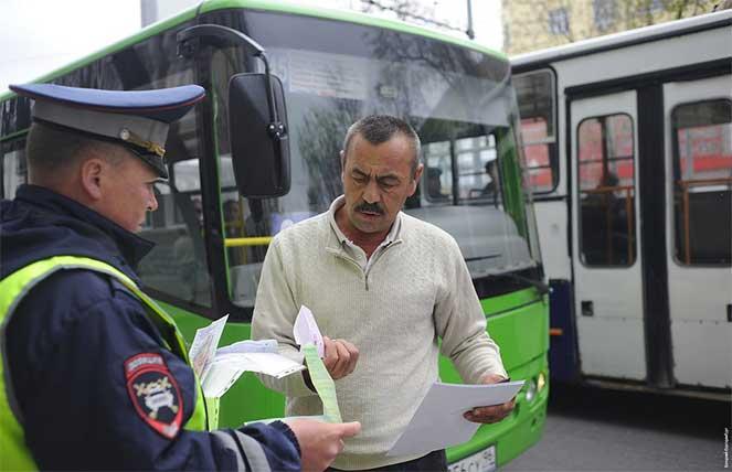 Иностранные водительские права в России