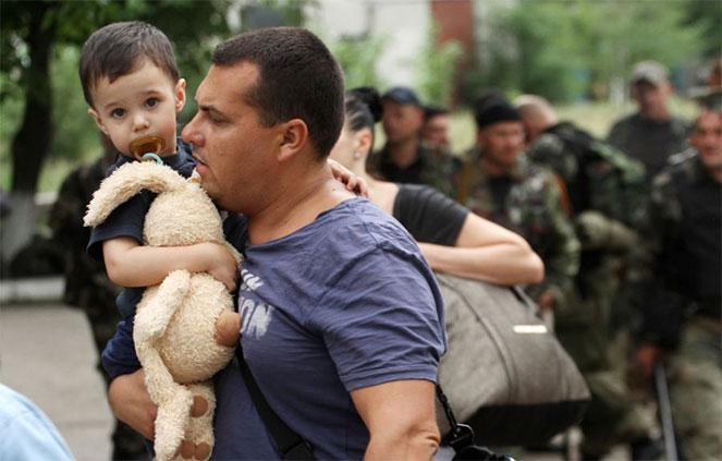 Правовой статус беженцев и вынужденных переселенцев в России