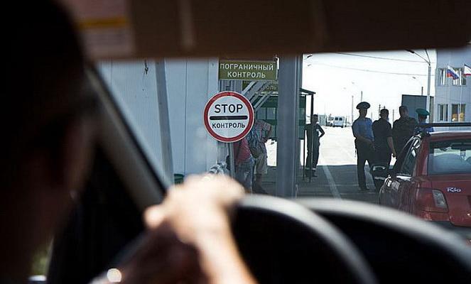 Продлить срок миграционной карты поехав на границу