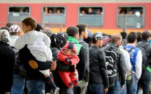 Мигранты в РФ