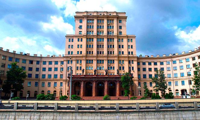 Московские университеты