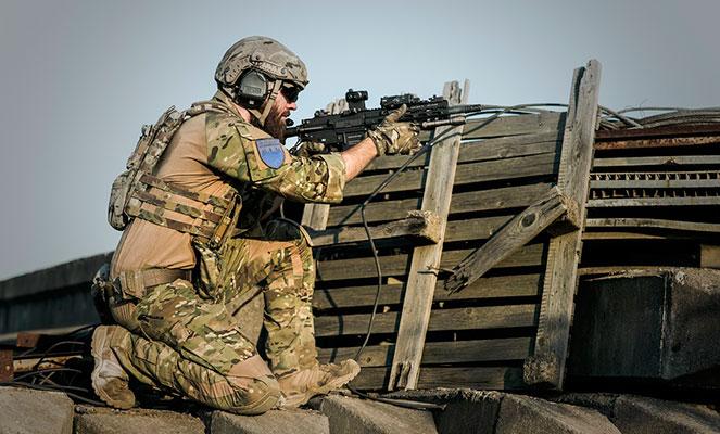 Участие в вооруженных формированиях