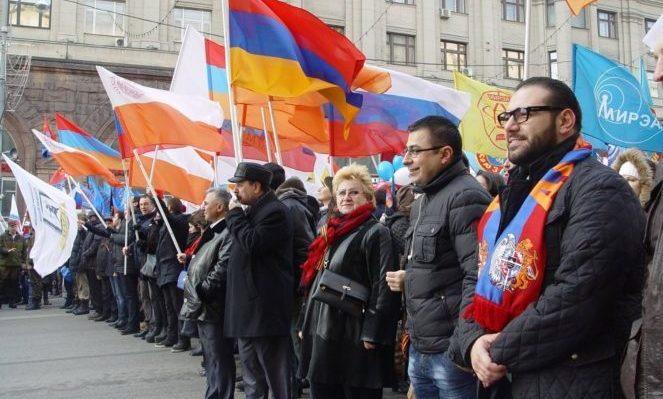 Как получить двойное гражданство России и Армении?