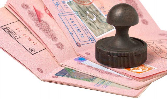 Оформить гостевую визу в Россию