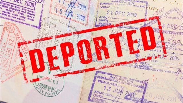 Основания для снятия запрета на въезд в РФ