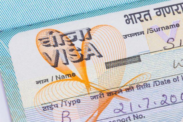 Разновидность визы для поездки в Индию
