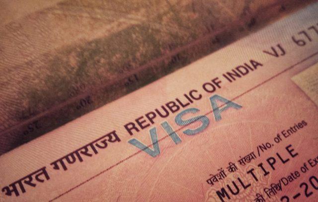 Виды виз для путешествия в Индию