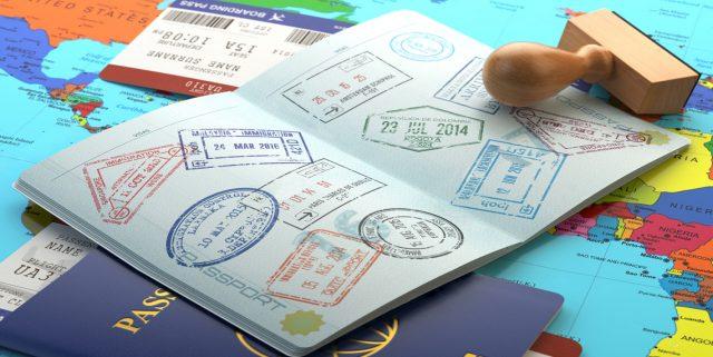 Нужна ли виза для въезда в Украину
