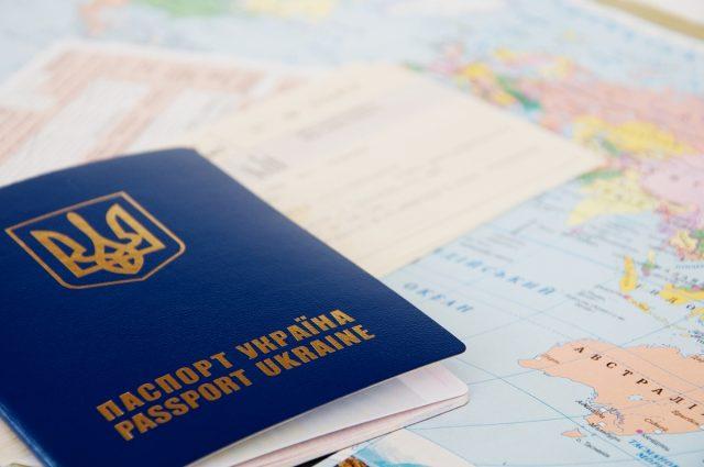 Сроки оформления визы для въезда в Украину